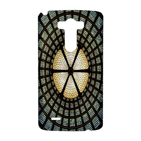 Stained Glass Colorful Glass LG G3 Hardshell Case