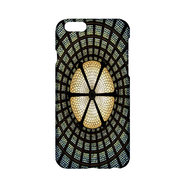 Stained Glass Colorful Glass Apple iPhone 6/6S Hardshell Case