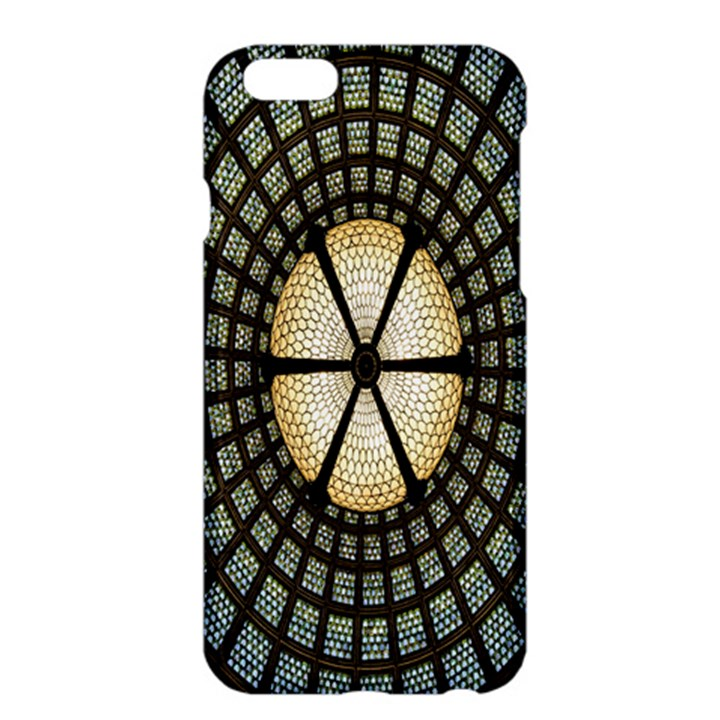 Stained Glass Colorful Glass Apple iPhone 6 Plus/6S Plus Hardshell Case