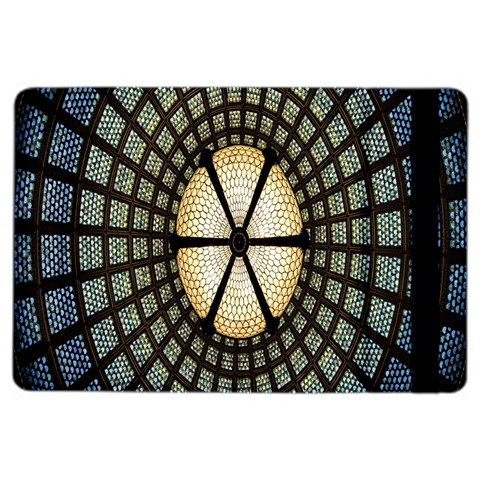 Stained Glass Colorful Glass iPad Air 2 Flip