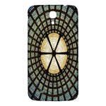 Stained Glass Colorful Glass Samsung Galaxy Mega I9200 Hardshell Back Case Front