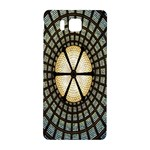 Stained Glass Colorful Glass Samsung Galaxy Alpha Hardshell Back Case Front