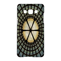 Stained Glass Colorful Glass Samsung Galaxy A5 Hardshell Case