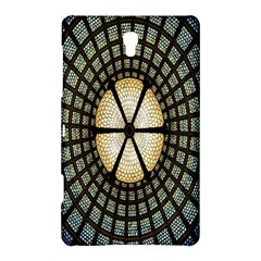 Stained Glass Colorful Glass Samsung Galaxy Tab S (8.4 ) Hardshell Case