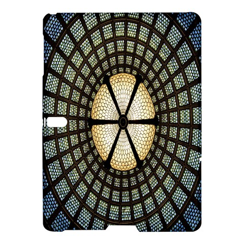 Stained Glass Colorful Glass Samsung Galaxy Tab S (10.5 ) Hardshell Case