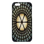 Stained Glass Colorful Glass iPhone 6/6S TPU Case Front