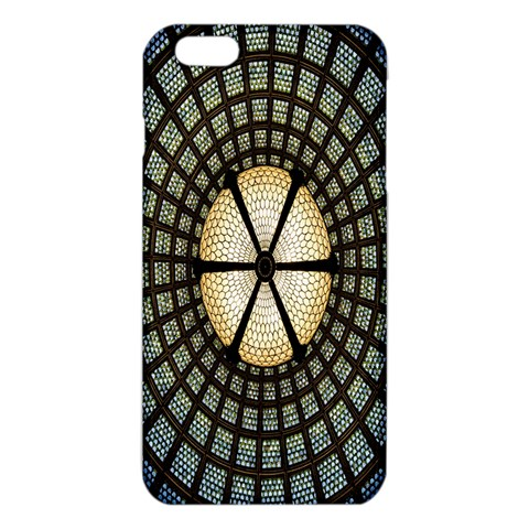 Stained Glass Colorful Glass iPhone 6 Plus/6S Plus TPU Case