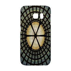 Stained Glass Colorful Glass Galaxy S6 Edge