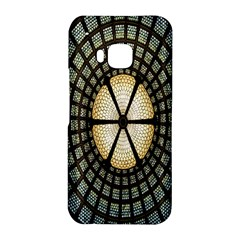 Stained Glass Colorful Glass HTC One M9 Hardshell Case