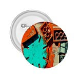 Sunburst Lego Graffiti 2.25  Buttons Front