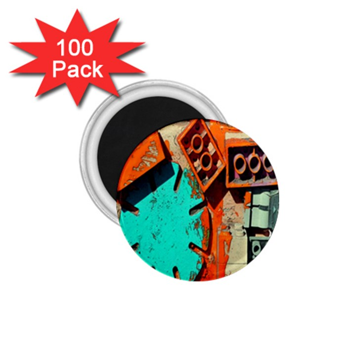 Sunburst Lego Graffiti 1.75  Magnets (100 pack)