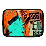 Sunburst Lego Graffiti Netbook Case (Medium)  Front