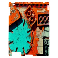 Sunburst Lego Graffiti Apple iPad 2 Hardshell Case