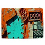 Sunburst Lego Graffiti Cosmetic Bag (XXL)  Back