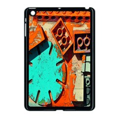 Sunburst Lego Graffiti Apple iPad Mini Case (Black)