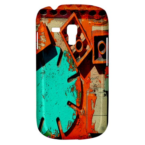 Sunburst Lego Graffiti Samsung Galaxy S3 MINI I8190 Hardshell Case