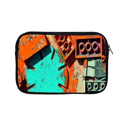 Sunburst Lego Graffiti Apple iPad Mini Zipper Cases
