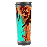 Sunburst Lego Graffiti Travel Tumbler Center