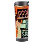 Sunburst Lego Graffiti Travel Tumbler Right