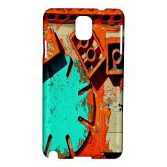 Sunburst Lego Graffiti Samsung Galaxy Note 3 N9005 Hardshell Case