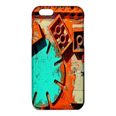 Sunburst Lego Graffiti iPhone 6/6S TPU Case