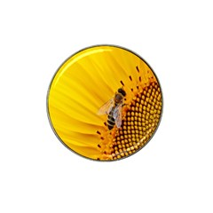 Sun Flower Bees Summer Garden Hat Clip Ball Marker (4 pack)