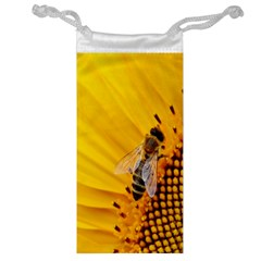 Sun Flower Bees Summer Garden Jewelry Bags