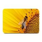 Sun Flower Bees Summer Garden Plate Mats 18 x12 Plate Mat - 1
