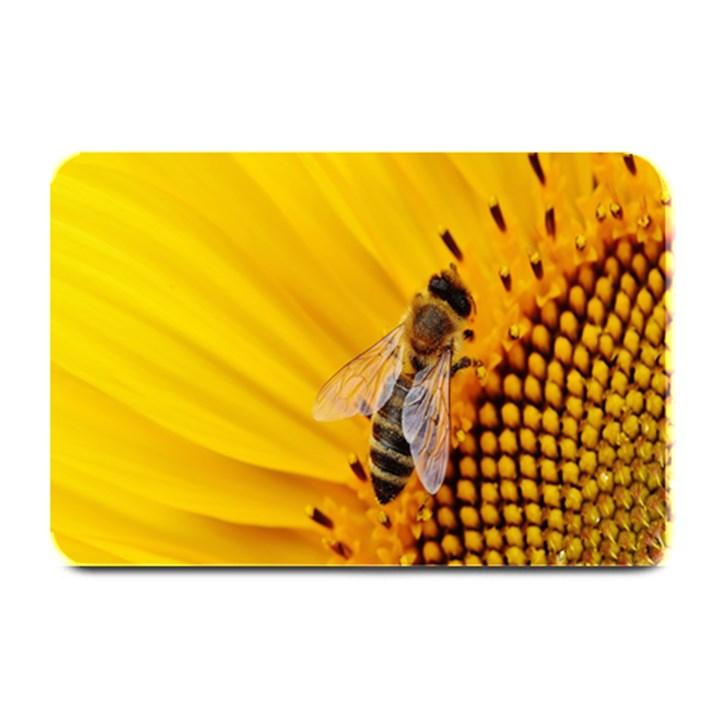 Sun Flower Bees Summer Garden Plate Mats