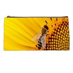 Sun Flower Bees Summer Garden Pencil Cases