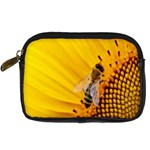 Sun Flower Bees Summer Garden Digital Camera Cases Front