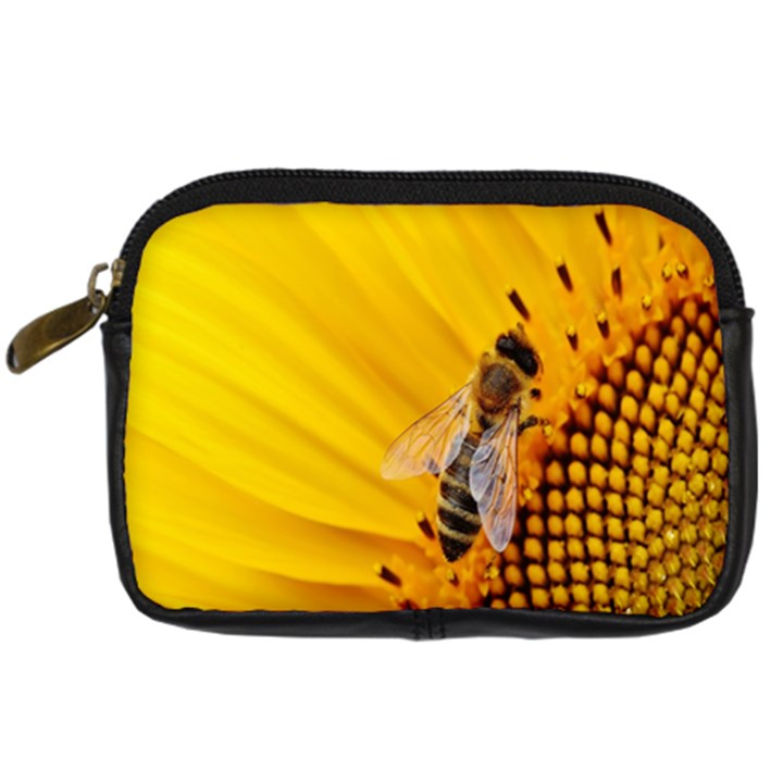 Sun Flower Bees Summer Garden Digital Camera Cases