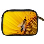 Sun Flower Bees Summer Garden Digital Camera Cases Back