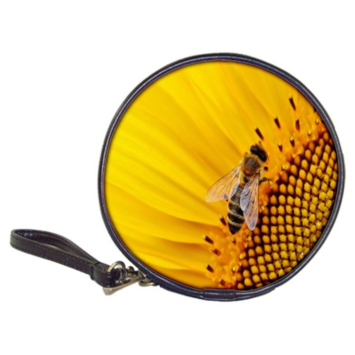 Sun Flower Bees Summer Garden Classic 20-CD Wallets