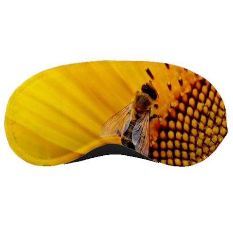 Sun Flower Bees Summer Garden Sleeping Masks