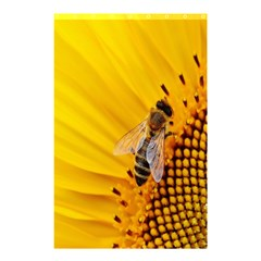 Sun Flower Bees Summer Garden Shower Curtain 48  x 72  (Small)