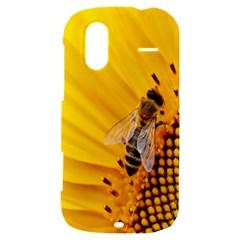 Sun Flower Bees Summer Garden HTC Amaze 4G Hardshell Case