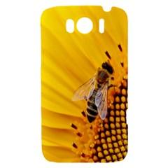 Sun Flower Bees Summer Garden HTC Sensation XL Hardshell Case