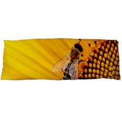 Sun Flower Bees Summer Garden Body Pillow Case (Dakimakura)