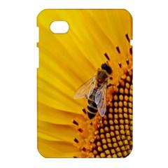 Sun Flower Bees Summer Garden Samsung Galaxy Tab 7  P1000 Hardshell Case