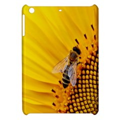 Sun Flower Bees Summer Garden Apple iPad Mini Hardshell Case