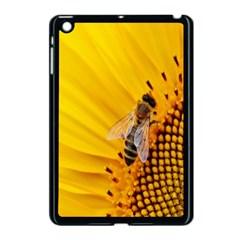 Sun Flower Bees Summer Garden Apple iPad Mini Case (Black)