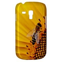 Sun Flower Bees Summer Garden Samsung Galaxy S3 MINI I8190 Hardshell Case