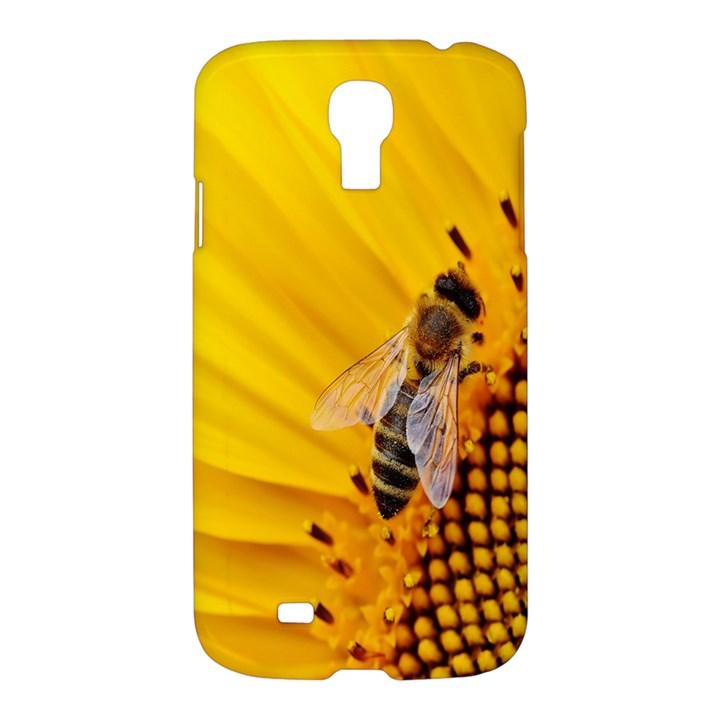 Sun Flower Bees Summer Garden Samsung Galaxy S4 I9500/I9505 Hardshell Case