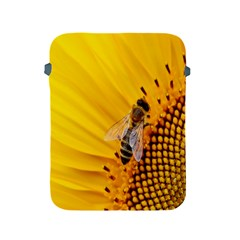 Sun Flower Bees Summer Garden Apple iPad 2/3/4 Protective Soft Cases