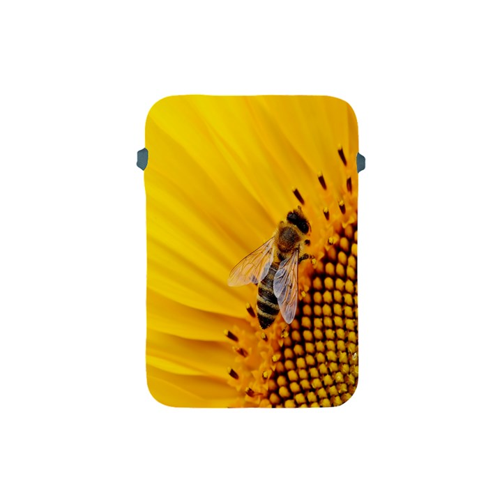 Sun Flower Bees Summer Garden Apple iPad Mini Protective Soft Cases