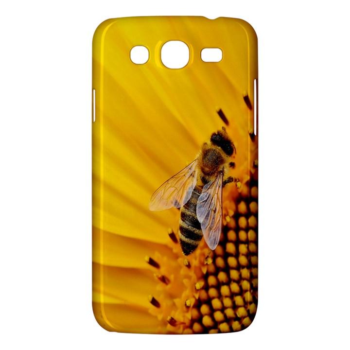 Sun Flower Bees Summer Garden Samsung Galaxy Mega 5.8 I9152 Hardshell Case
