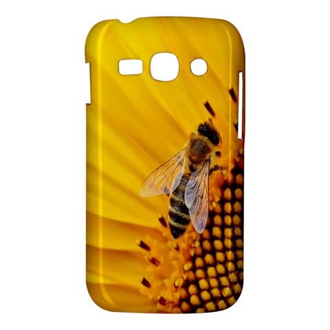 Sun Flower Bees Summer Garden Samsung Galaxy Ace 3 S7272 Hardshell Case