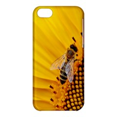 Sun Flower Bees Summer Garden Apple iPhone 5C Hardshell Case