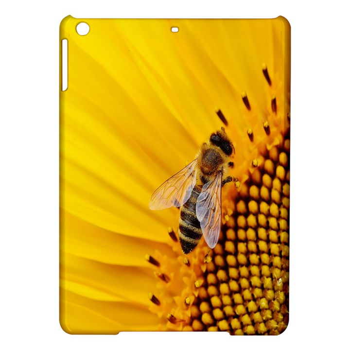 Sun Flower Bees Summer Garden iPad Air Hardshell Cases
